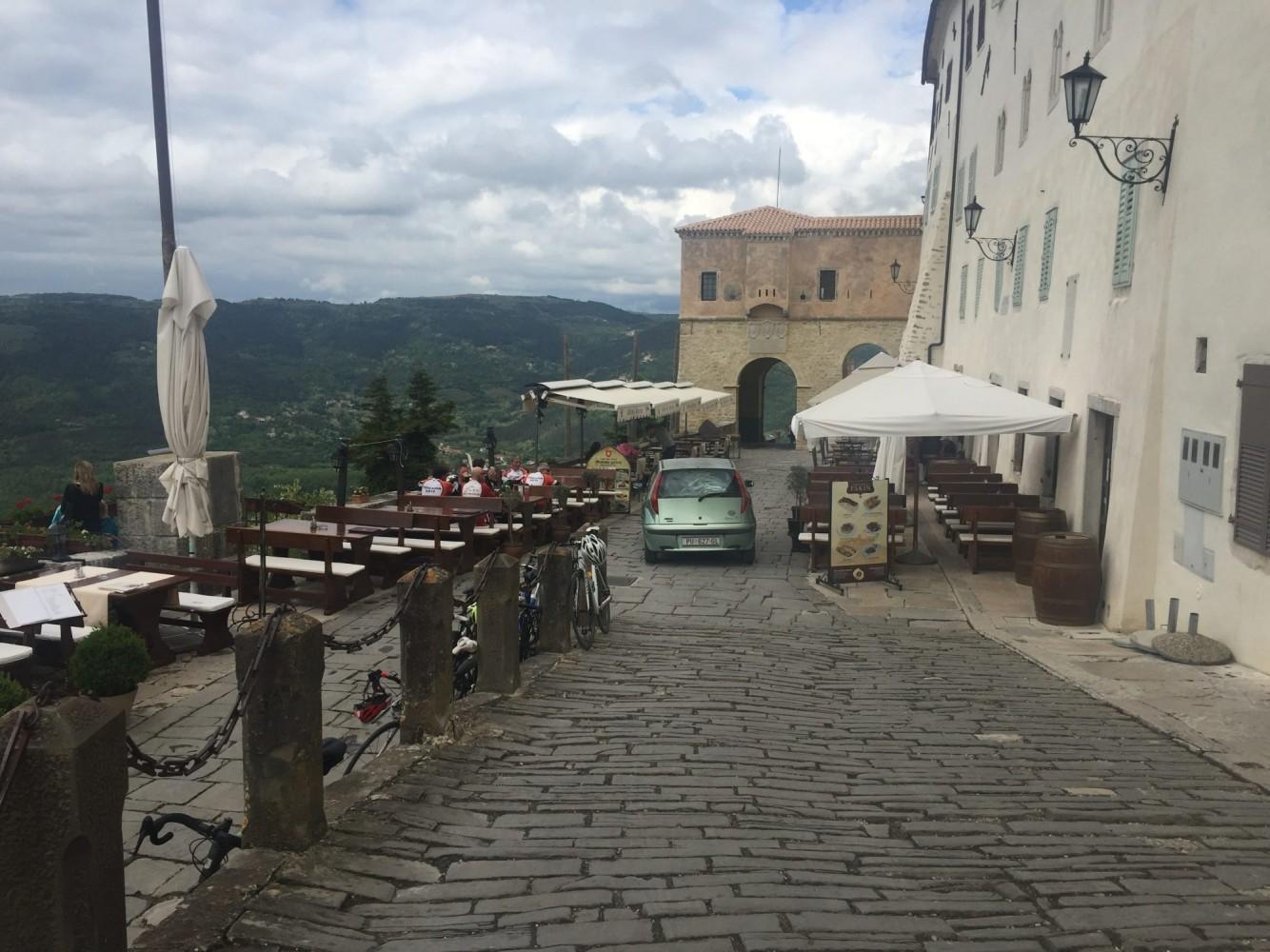 Idilično mestece Motovun