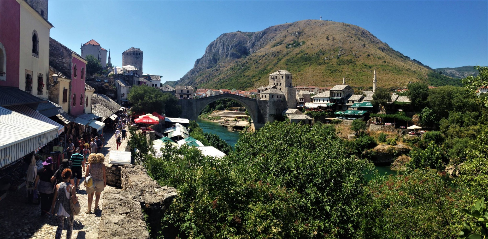 Prečudoviti Mostar.