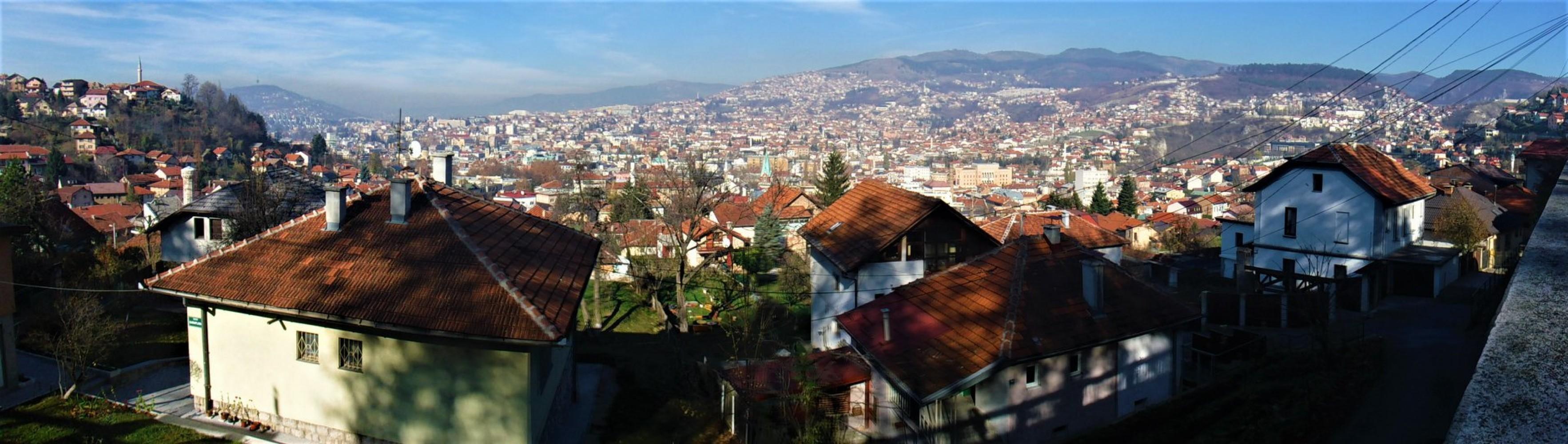 Sarajevo, prestolnica z dušo.