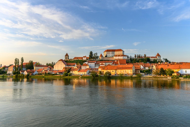 Najstarejše slovensko mesto. Ptuj.