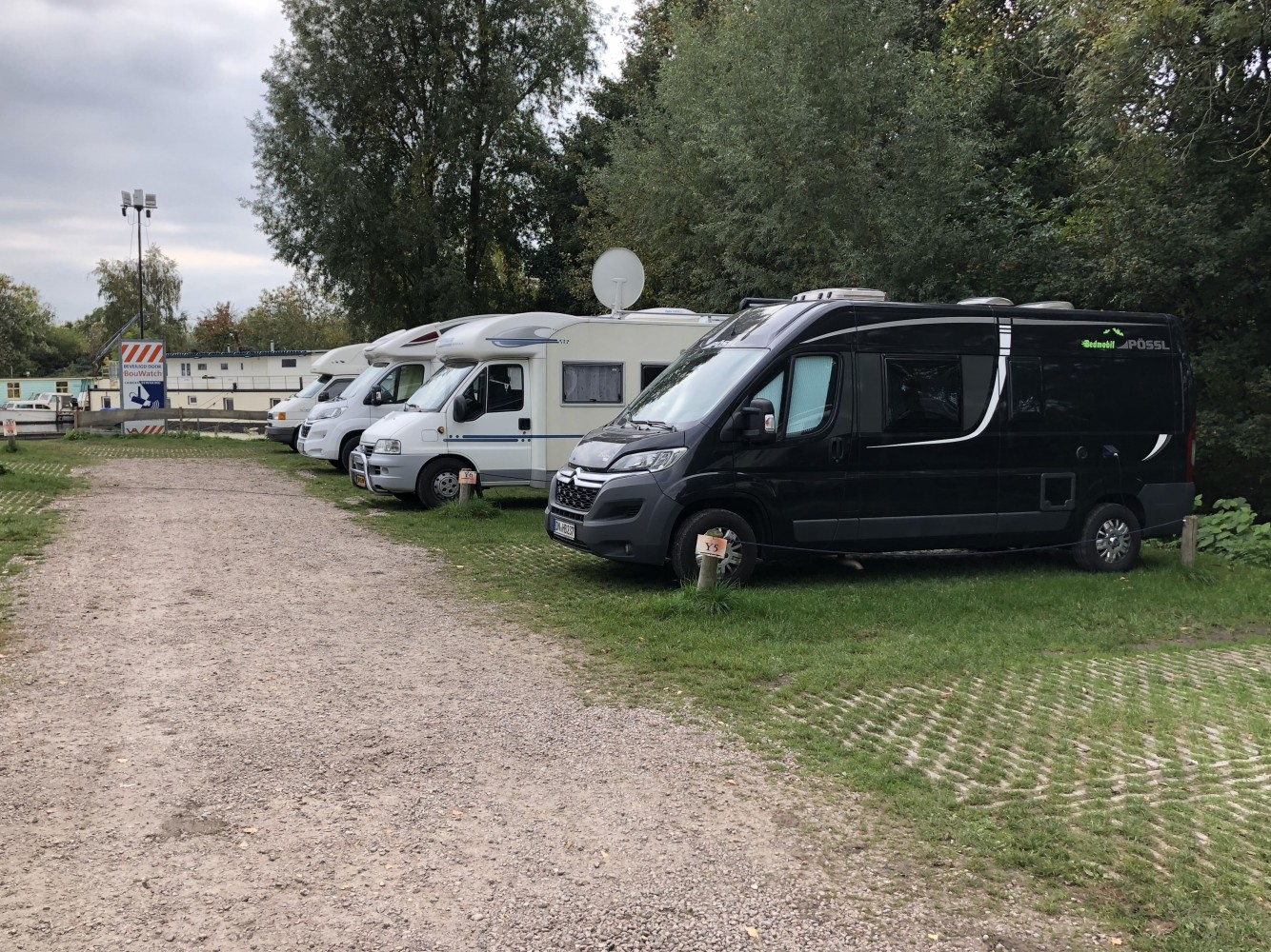 Kamp v Amsterdamu