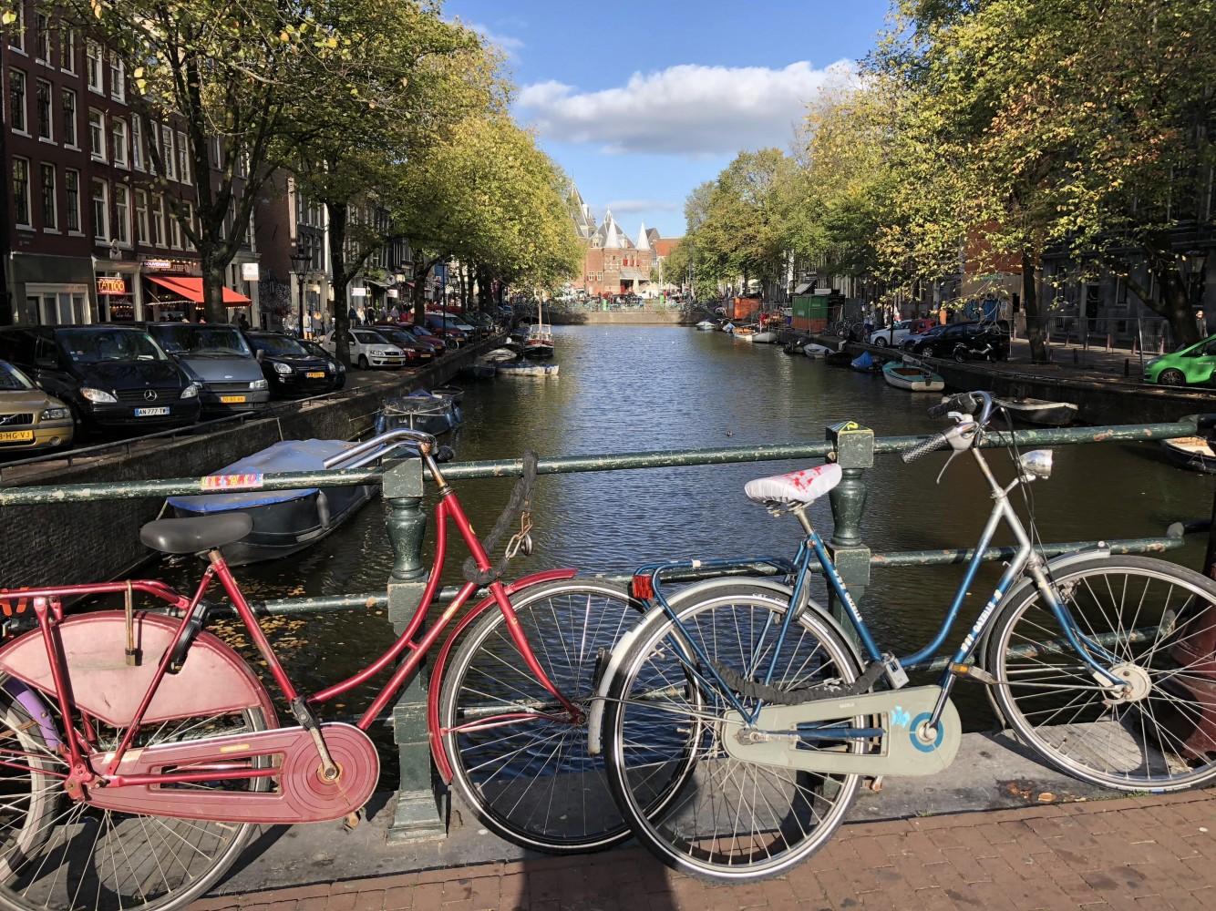 Nizozemska je najbolj kolesarka dežela na svetu